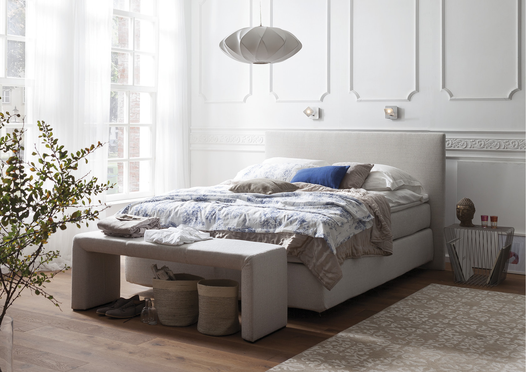 FAVORI Boxspringbett